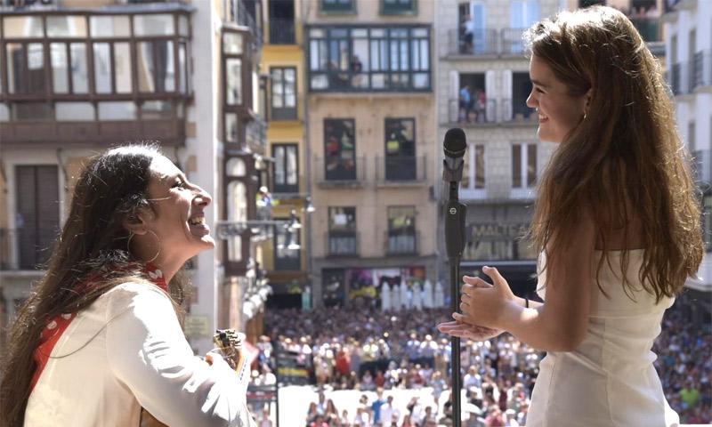 mejor chicas baile en Pamplona
