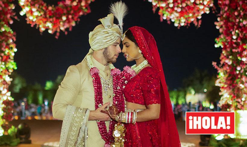 exclusiva: tradición y modernidad en el vestido de novia hindú de