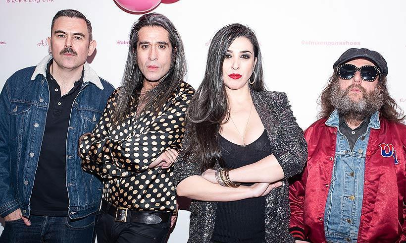Todos A Bailar Las Nancys Rubias Comienzan Su Gira Con Un Concierto En Madrid Noticias Hola Com