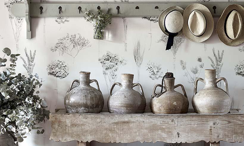 Luce el encanto de los muebles antiguos y consigue un estilo 'shabby