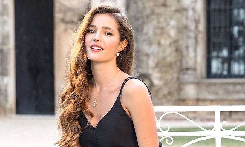 Malena Costa vuelve a desfilar en Mallorca