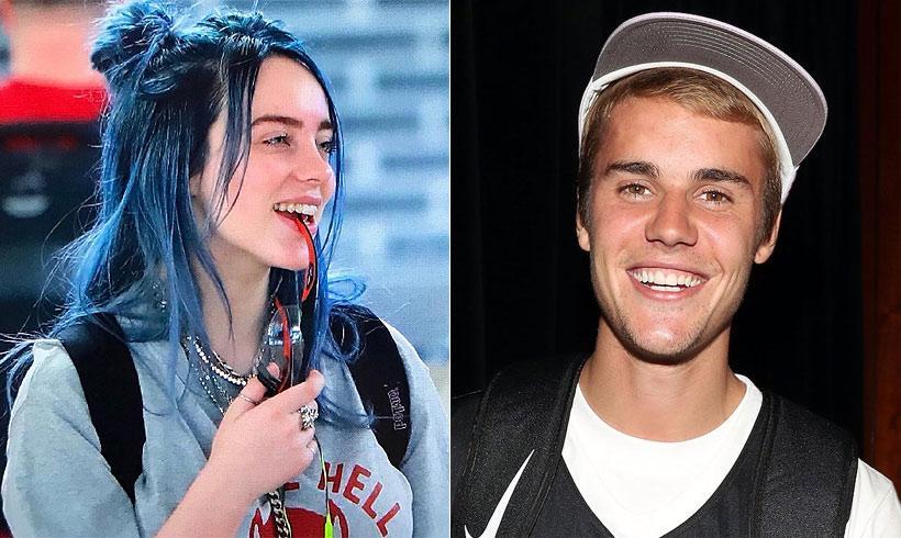Habra Colaboracion Entre Billie Eilish Y Justin Bieber Noticias