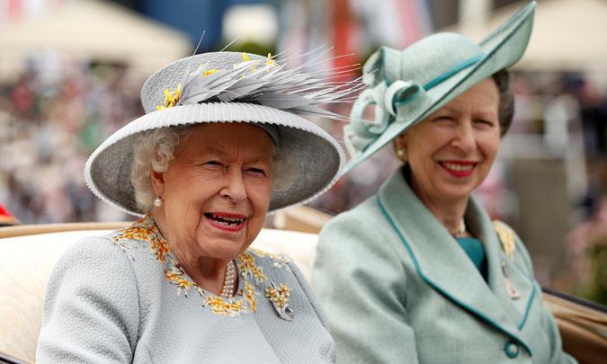 ¡Feliz Cumpleaños! La Princesa Ana De Inglaterra Celebra