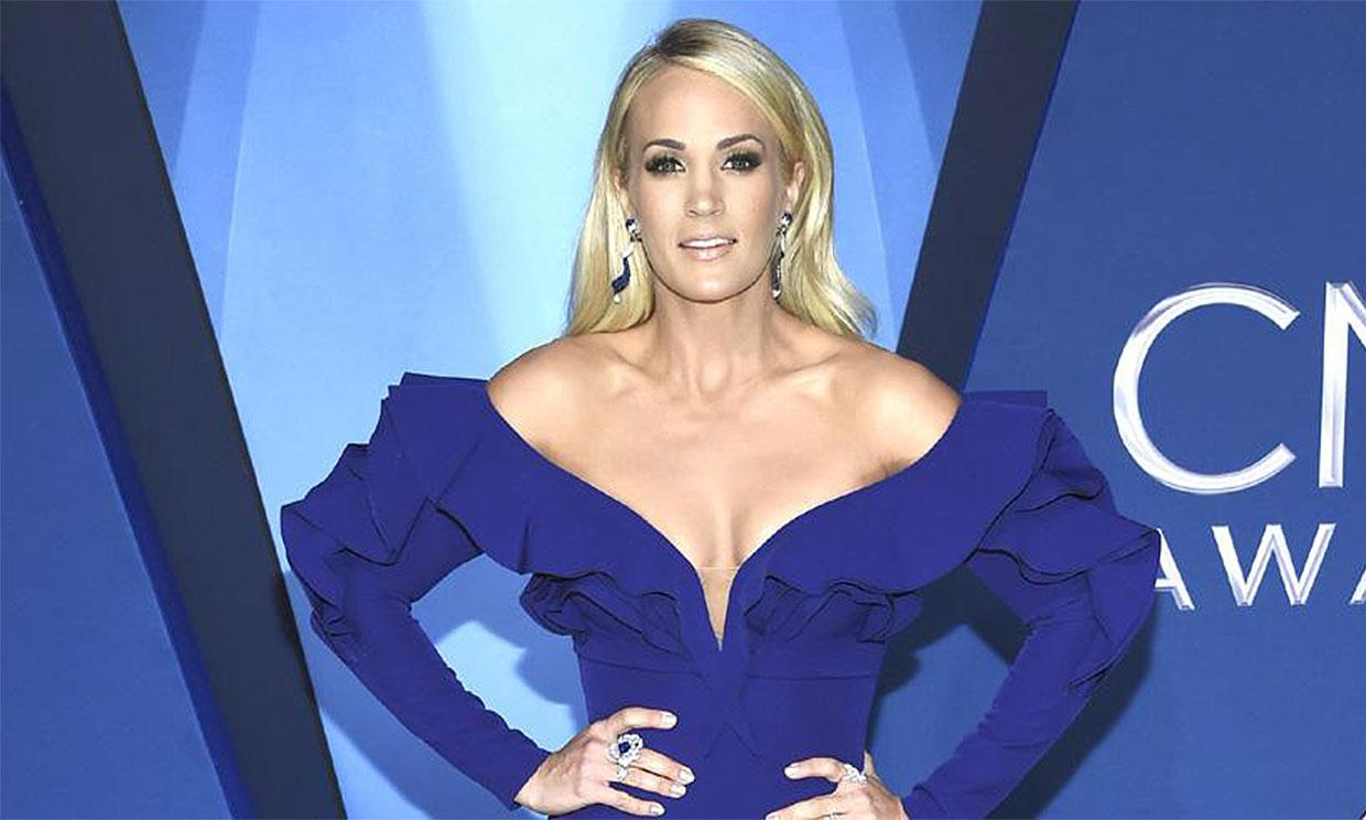 Carrie Underwood recauda 95.000 euros para 'Save the Children' con un concierto online