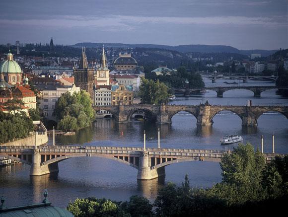 Praga en Semana Santa