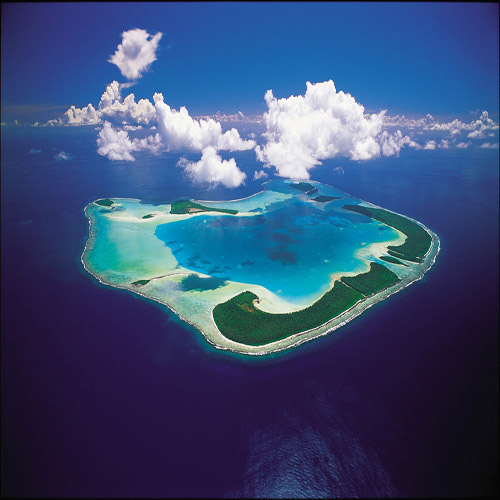 Romanticismo y emoción en Tahití y sus islas