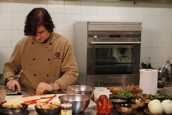 Nuevo Horno a vapor Electrolux: La cocina, el arte de los sentidos