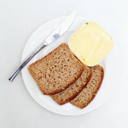 Margarina: grasa saludable en la nevera
