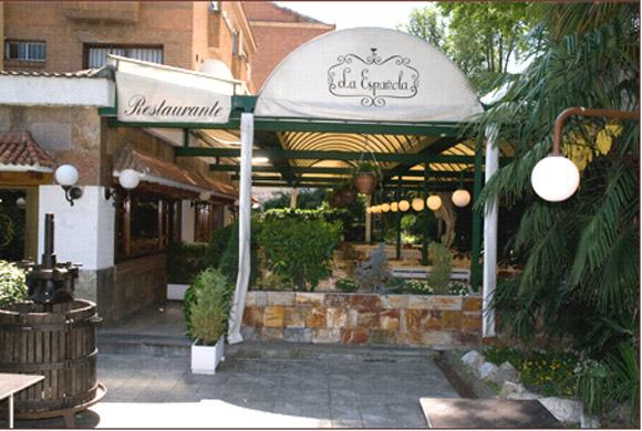 Descubre el restaurante la espa ola en pozuelo de alarc n - Restaurante de edurne pasaban ...