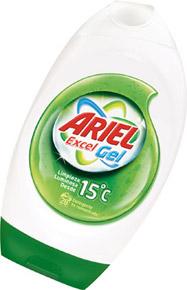 'Ariel Excel Gel', el lavado del futuro que respeta el medio ambiente