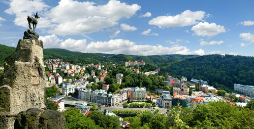 'Glamour y slow life' en Karlovy Vary
