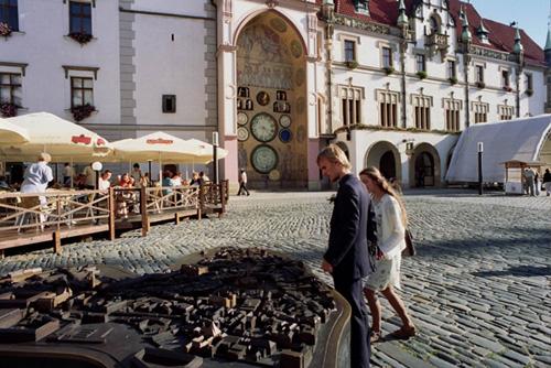 Olomouc, patrimonio checo de la UNESCO