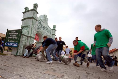 Pilsen, cuna de la cerveza y Capital Europea de la Cultura 2015