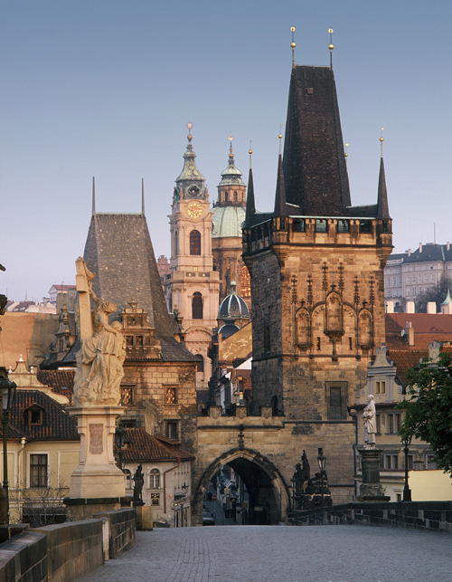 El latir de Praga