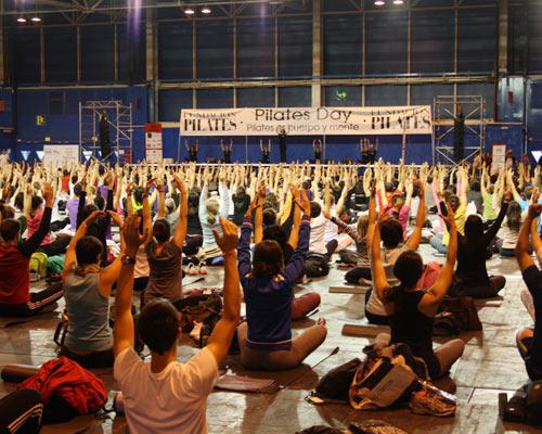 'Pilates Day' 2012: Ven y disfruta del Pilates