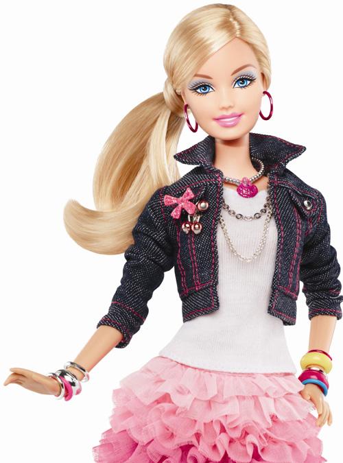 ¿Te gustaría que tu hija diseñara para Barbie?