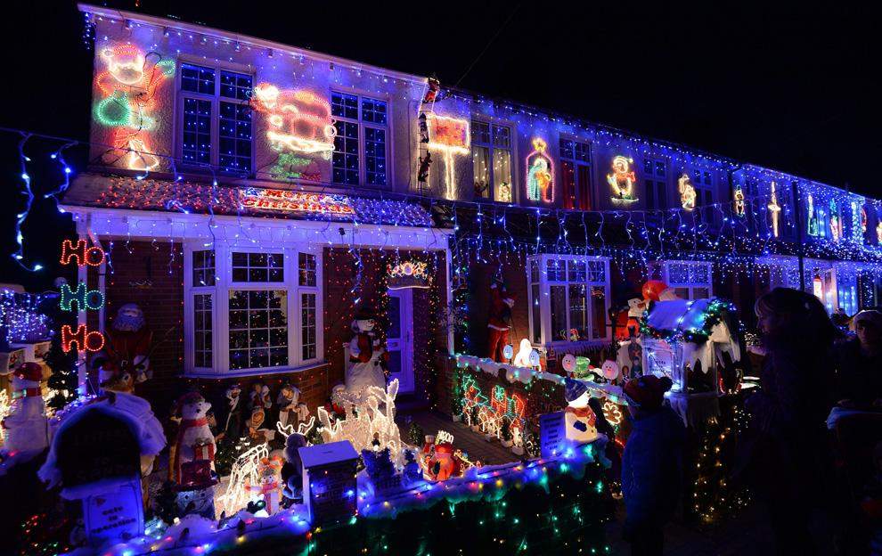 Christmas navidad kalimera - Inglaterra en casa ...