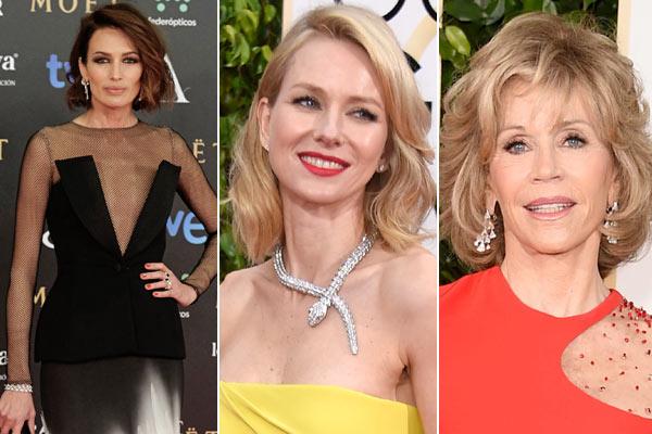 La historia de las grandes divas de Hollywood de la mano de las estrellas más brillantes
