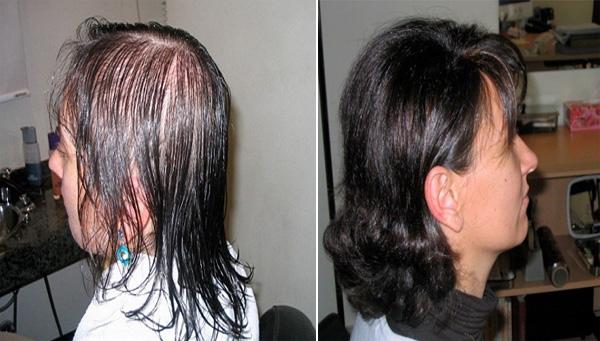 5 máscaras para los cabellos de ostentación
