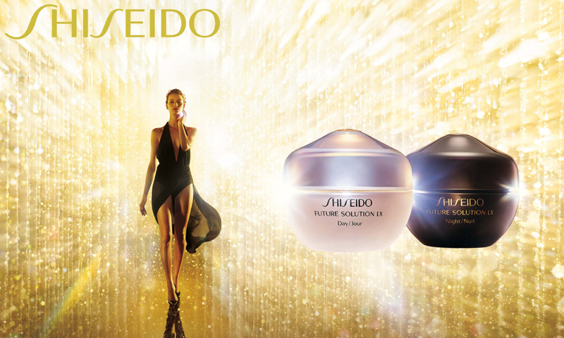 Future Solution LX, de Shiseido, el nombre de la eterna juventud