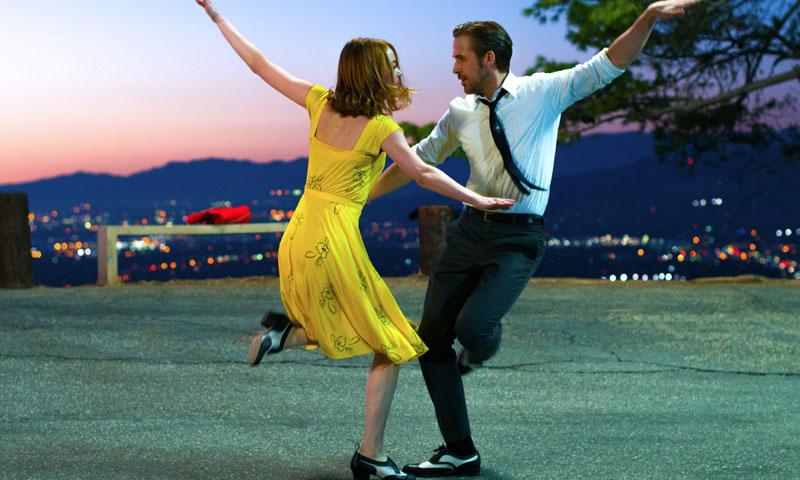 'La ciudad de las estrellas - La La Land' bate récords en los Globo de Oro consiguiendo los 7 galardones a los que estaba nominada