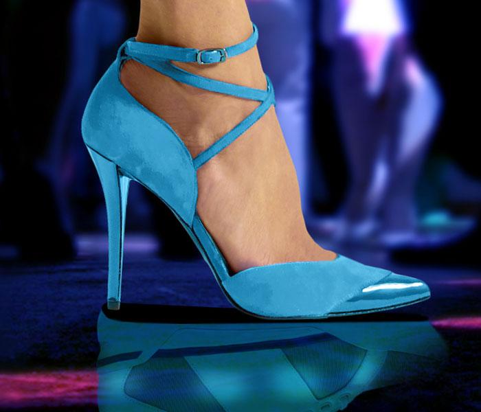 dc2f36a3434 Sería genial aprovechar para tonificar los músculos de la pierna a la vez  que llevamos unos zapatos preciosos