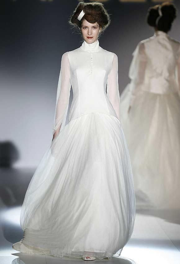Tendencias 2008: vestidos de vanguardia