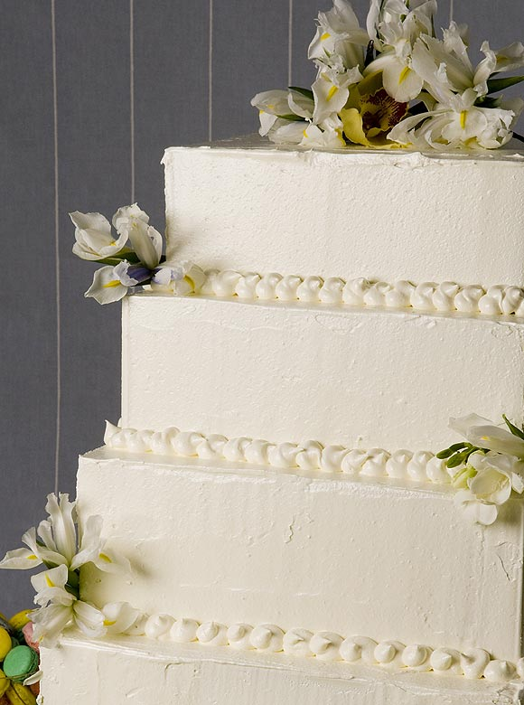 Tartas de boda: un delicioso punto y final
