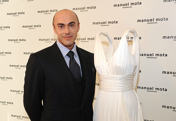 manuel mota: la novia es lo más cercano a la alta costura