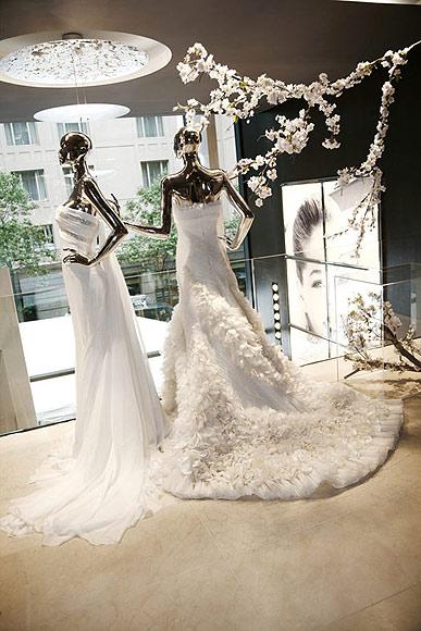Las tiendas de novias más exclusivas llegan a Madrid y Barcelona