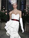 Oscar de la Renta deslumbra con sus propuestas en la Bridal Fashion Week