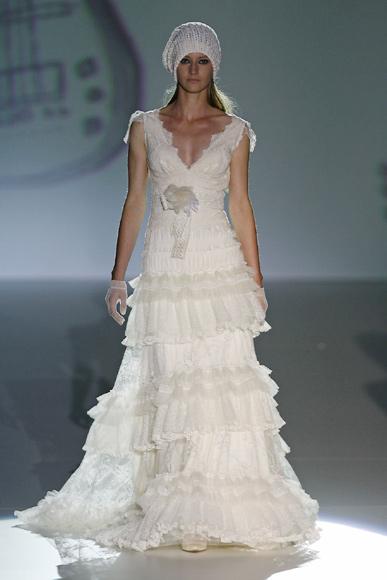 Barcelona Bridal Week 2010: Yolan Cris y Whiteday
