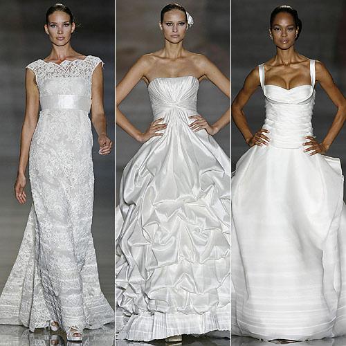 Barcelona Bridal Week 2010: ¿cómo serán los vestidos de Pronovias para el año que viene?