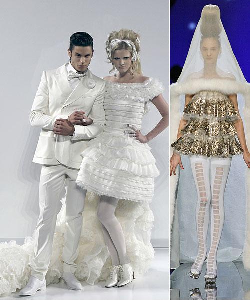 Alta Costura de París descubre los vestidos de novia más exquisitos del mundo