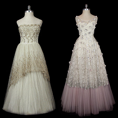 Are you dreaming of a vintage wedding gown?
