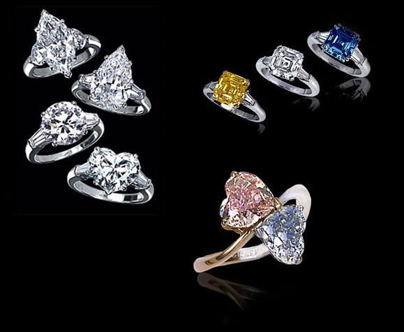 ¿Cuáles son los anillos de compromiso más lujosos del mundo?