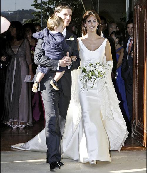 Ivanka Trump es la novia más guapa de 2009