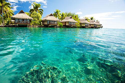 Bora Bora: Da el 'sí quiero' en el paraíso