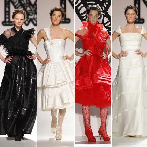 Barcelona Bridal Week: Model Novias y Yolan Cris