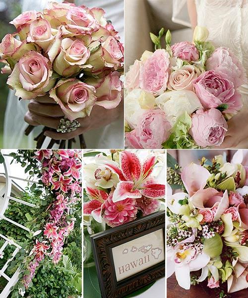 'Pink inspiration': Celebra una boda en rosa