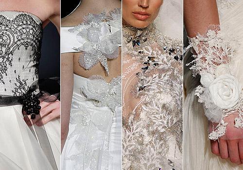 vestidos de novia al detalle, ¿cuál te gusta más?