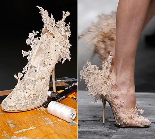 Zapatos Valentino Para Novia