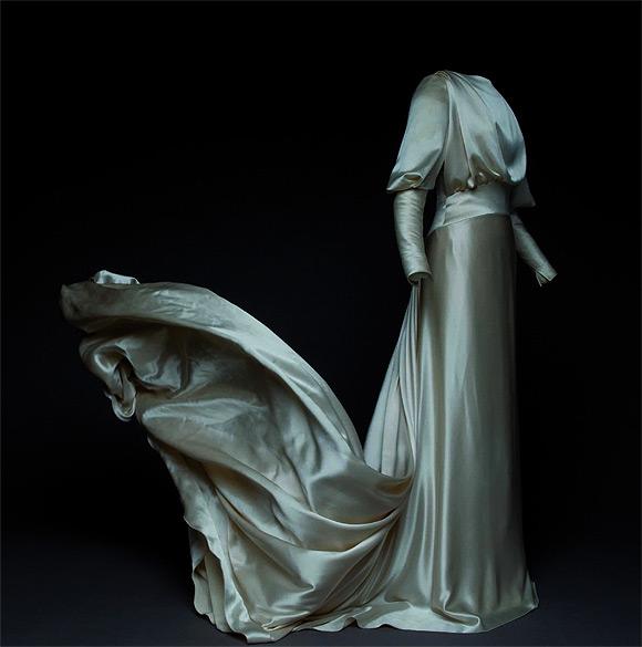 Anotar error personal  Los 24 vestidos de novia únicos de Basaldúa