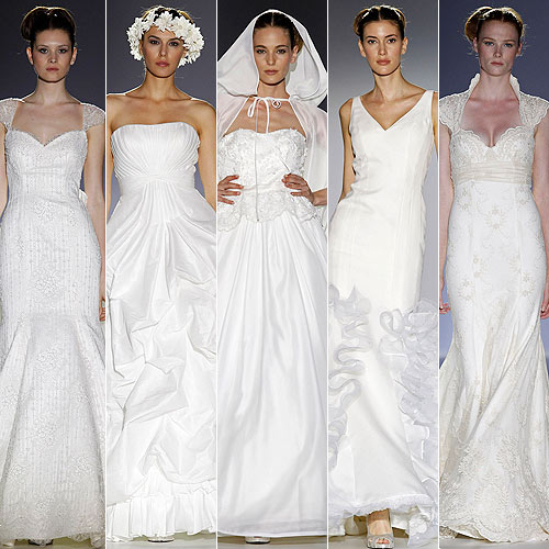 Barcelona Bridal Week: Franc Sarabia, Francis Montesinos y Manu Álvarez