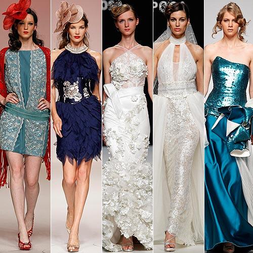 Barcelona Bridal Week: Jordi Dalmau, Matilde Cano y Lee Seung Jin