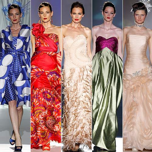 Barcelona Bridal Week: Novia D'Art, Patricia Avendaño y Cabotine