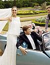 Primeras imágenes del 'lookbook' de Pronovias con la modelo Emily DiDonato