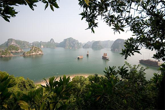 Vietnam y Maldivas: luna de miel en el Paraíso