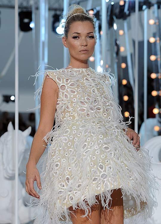 Increíble Vestido De Novia De Louis Vuitton Ideas Ornamento ...