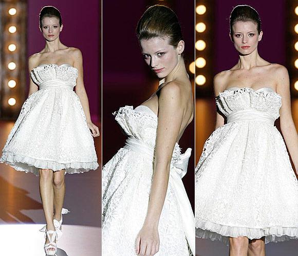 Kate Moss: Un vestido de novia \'top\' - Foto 1